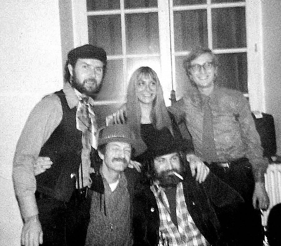 The Balladeers - Roll Call Company