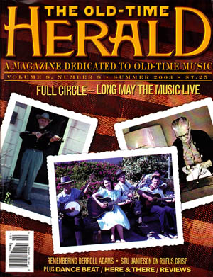 Old-Time Herald